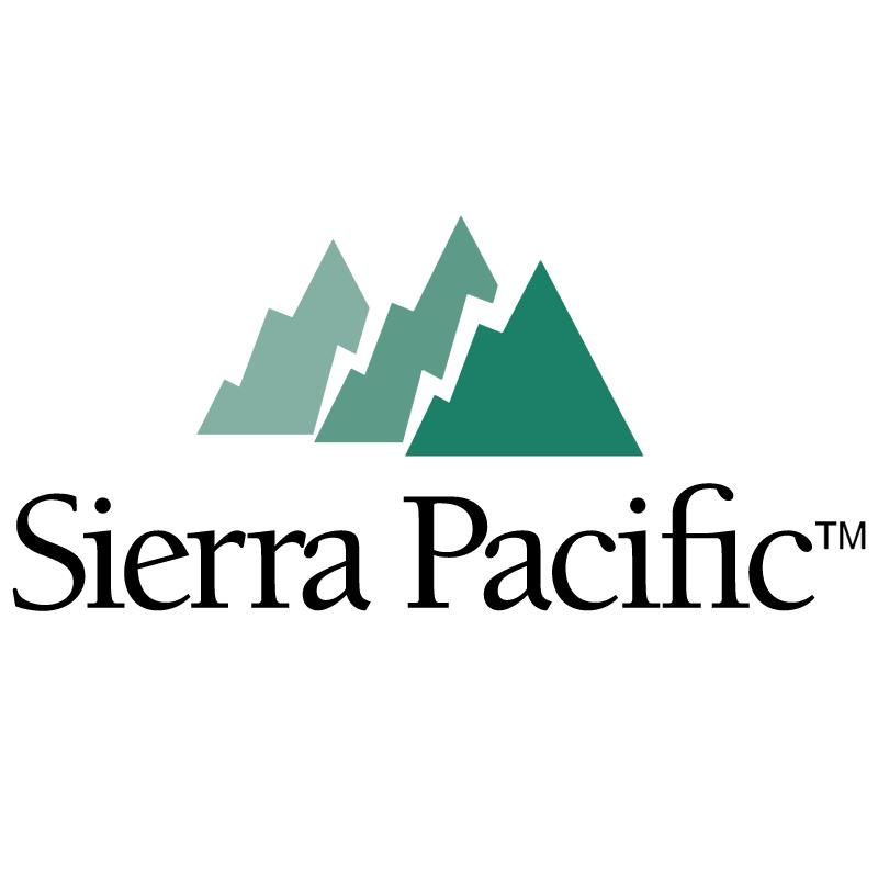 Sierra Pacific vector