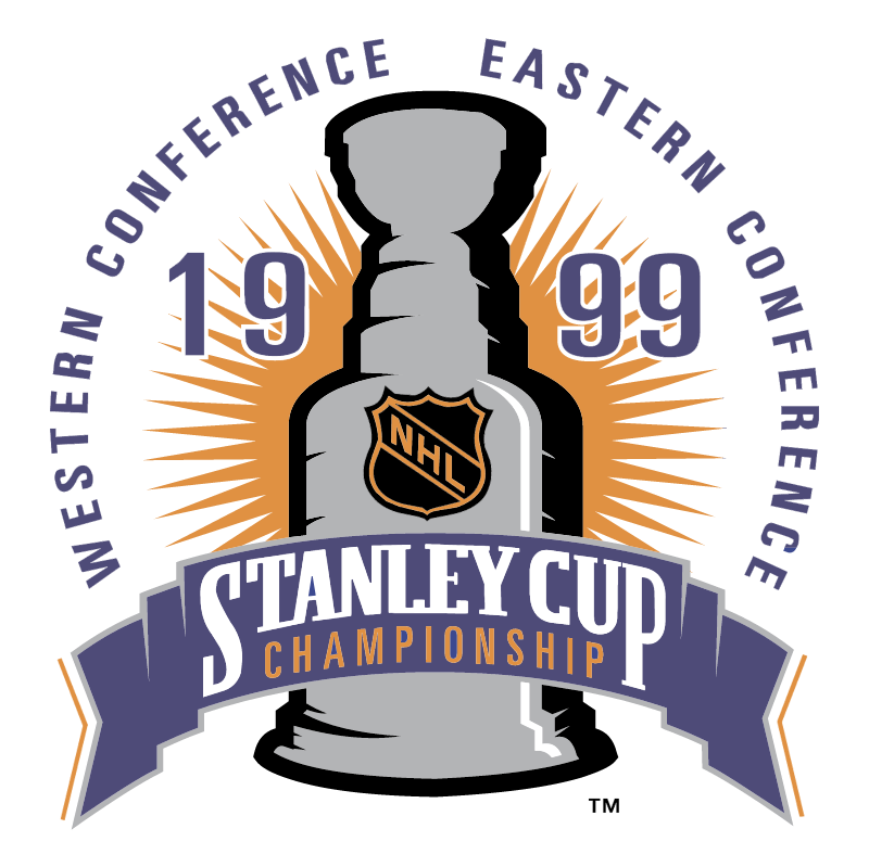Stanley Cup 1999 vector