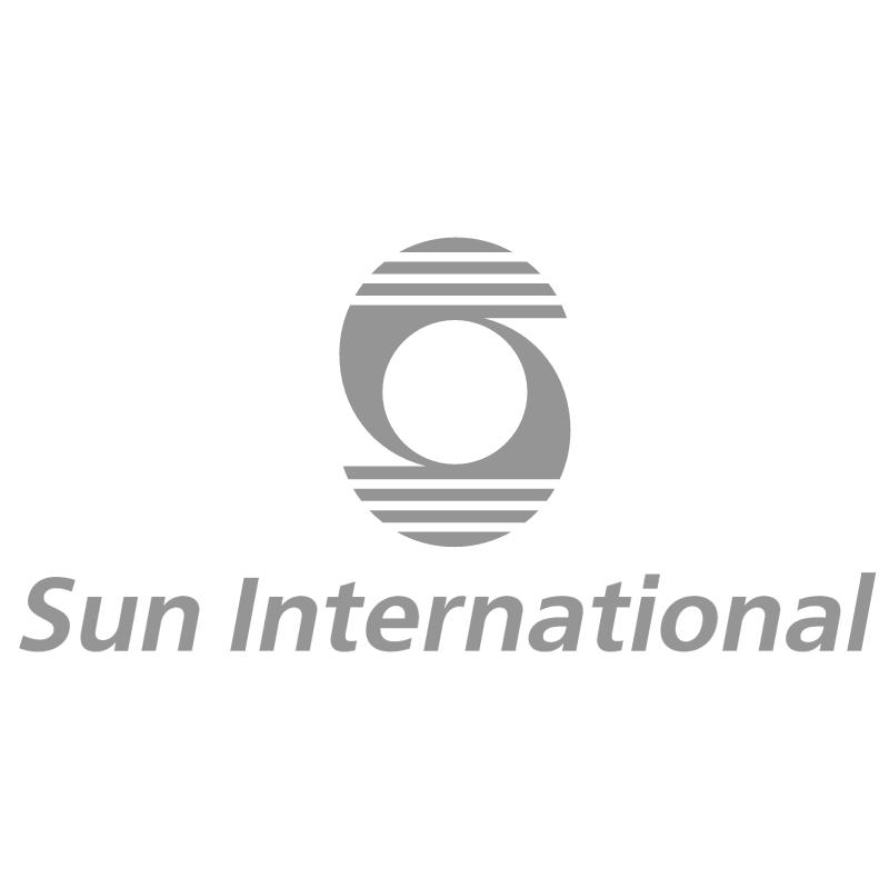 Sun International vector