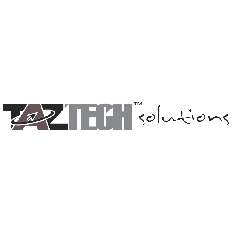 TAZTech Solutions vector