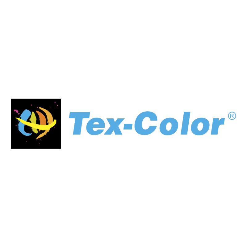 Tex Color vector logo