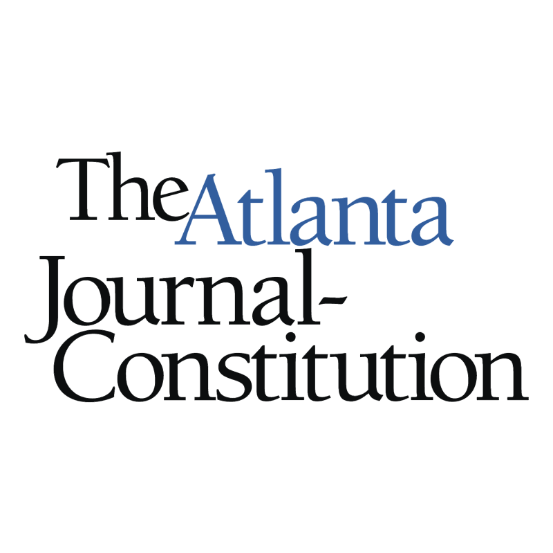 The Atlanta Journal Constitution vector