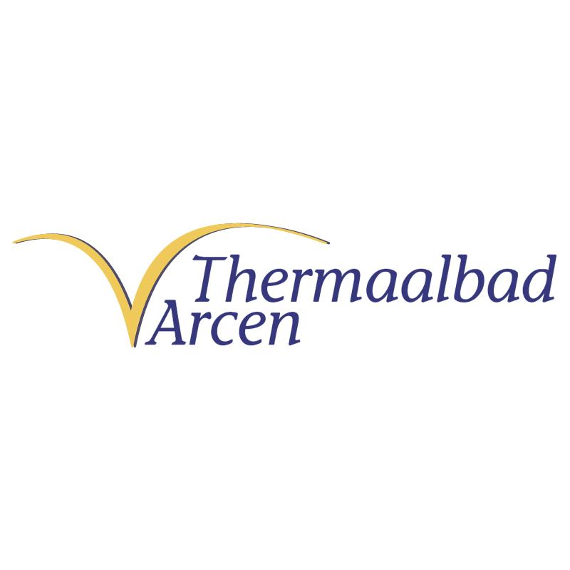 Thermaalbad Arcen vector