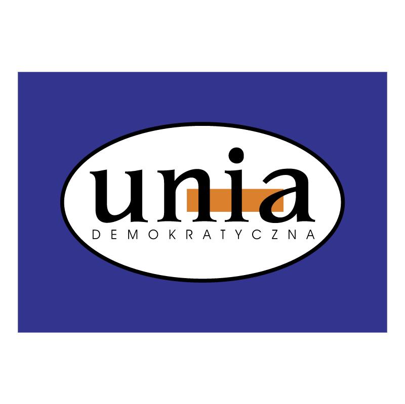 Unia Demokratyczna vector