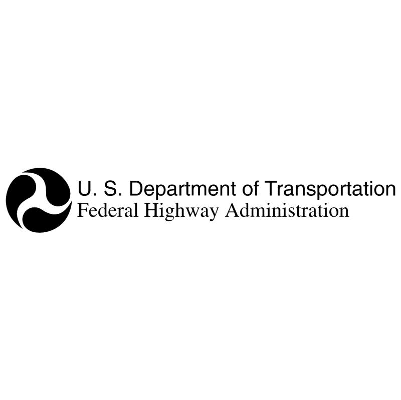 US Department of Transportation vector logo