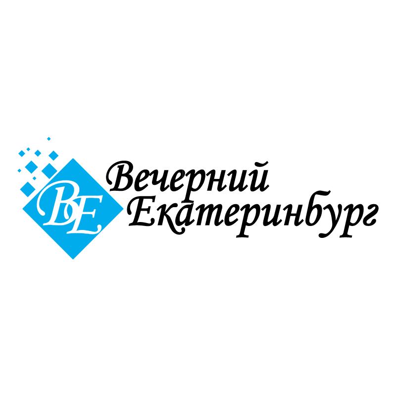 Vechernii Ekaterinburg vector