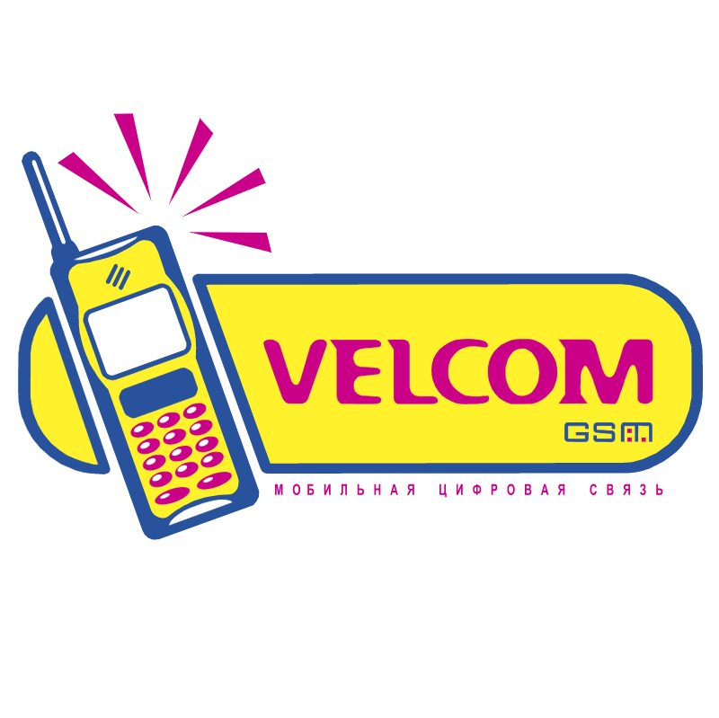 Velcom GSM vector
