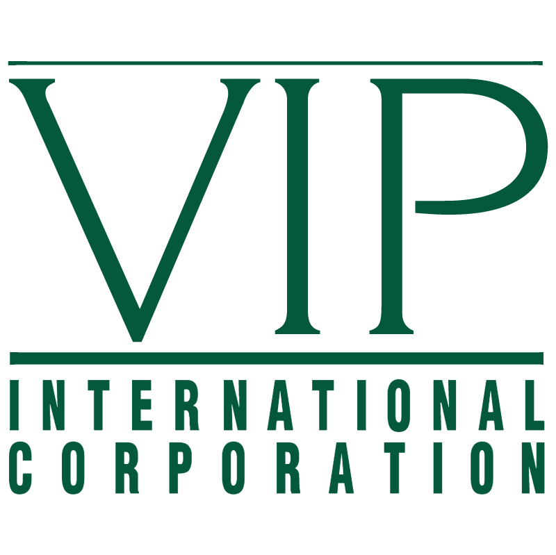 VIP International Corp vector logo