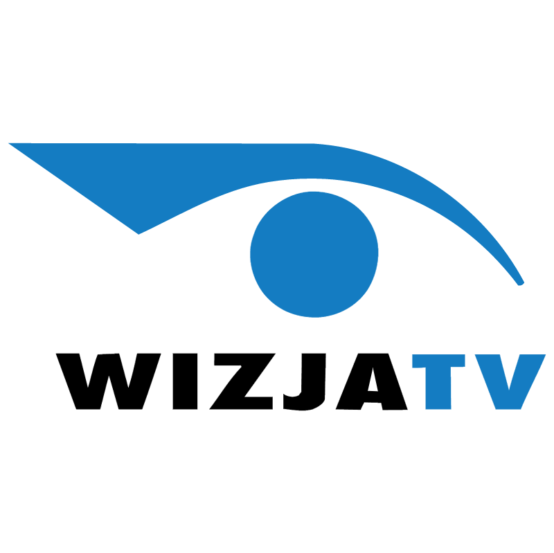 Wizja TV vector logo