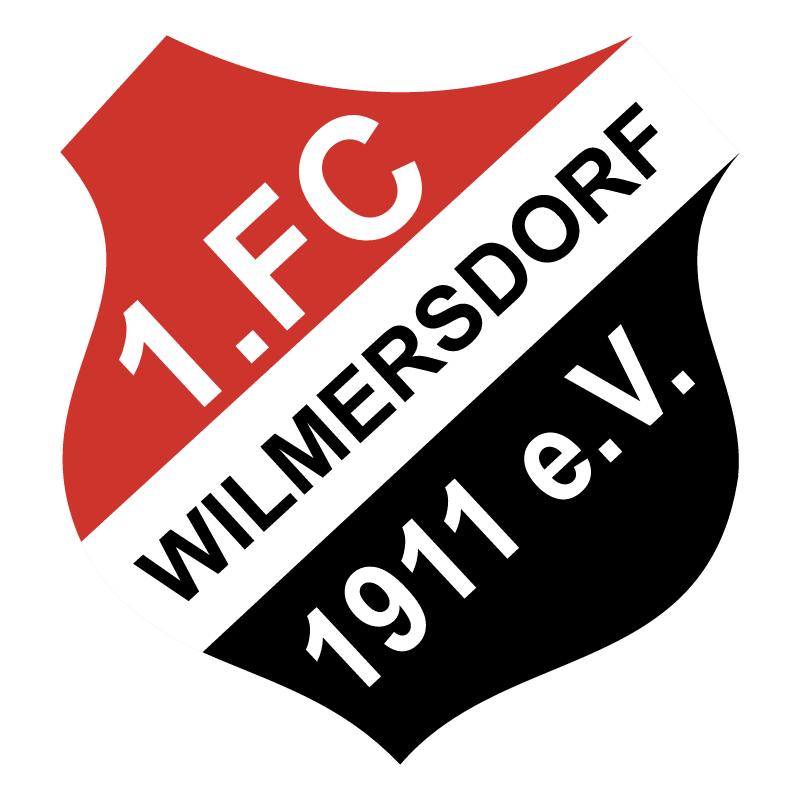 1 Fussballclub Wilmersdorf 1911 e V vector logo