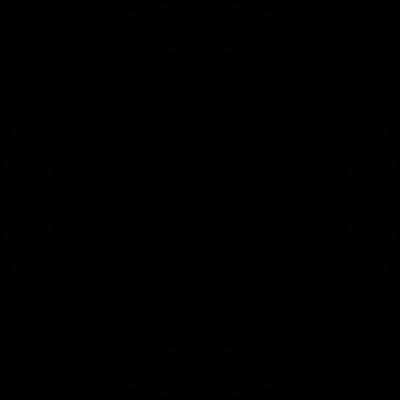 Prohibited vector logo