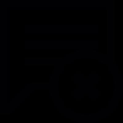 Cancel Comment vector logo