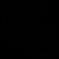 Clip doodle vector