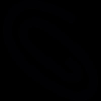 Clip doodle vector logo