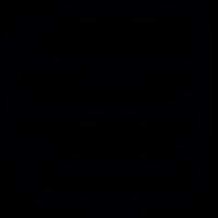 Database gross rustic lines symbol vector