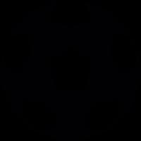 Football Ball Circular vector