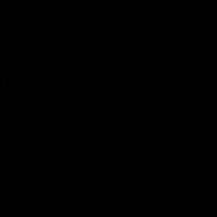 Moon and stars, IOS 7 interface symbol vector
