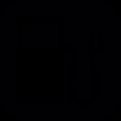 Gas pump vector logo