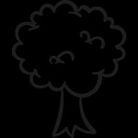 Garden Tree vector