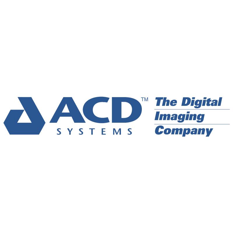 ACD Systems 37036 vector