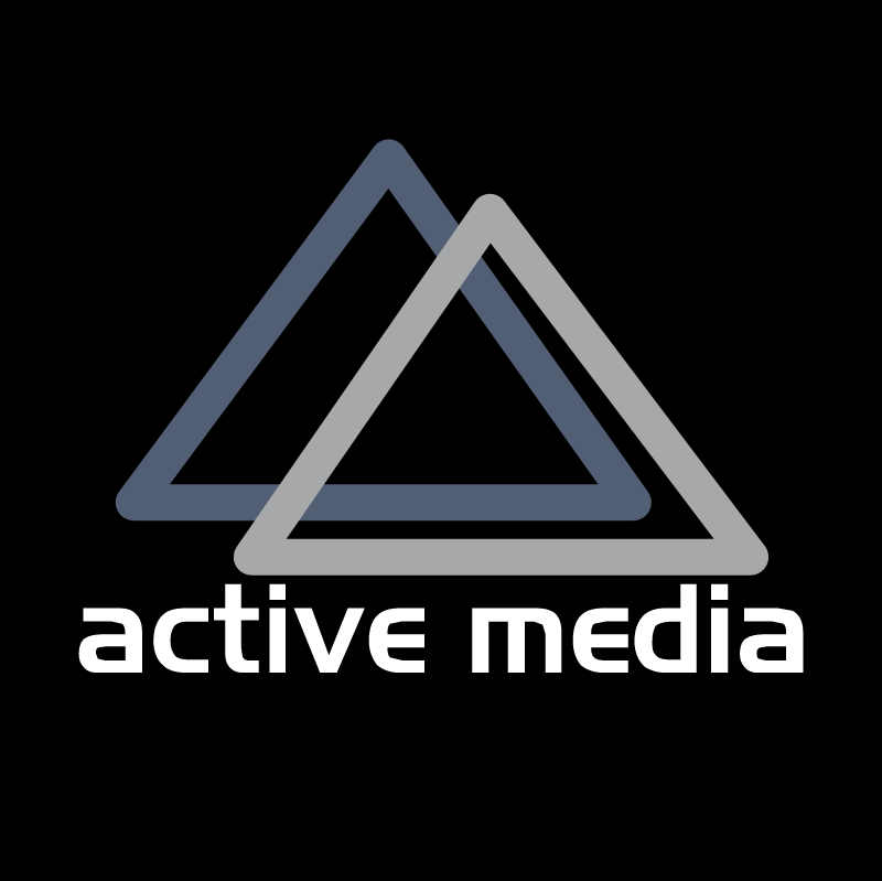 Active Media vector