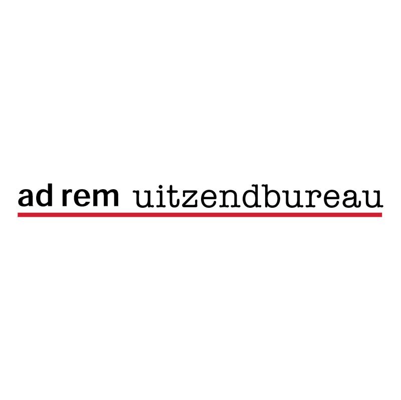 Ad Rem Uitzendbureau vector
