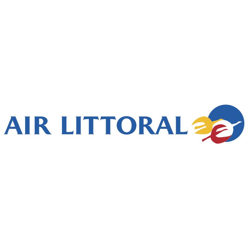 Air Littoral vector logo