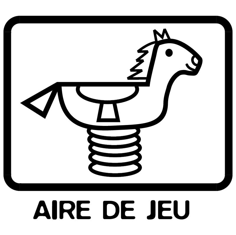 Aire de Jeu 19151 vector
