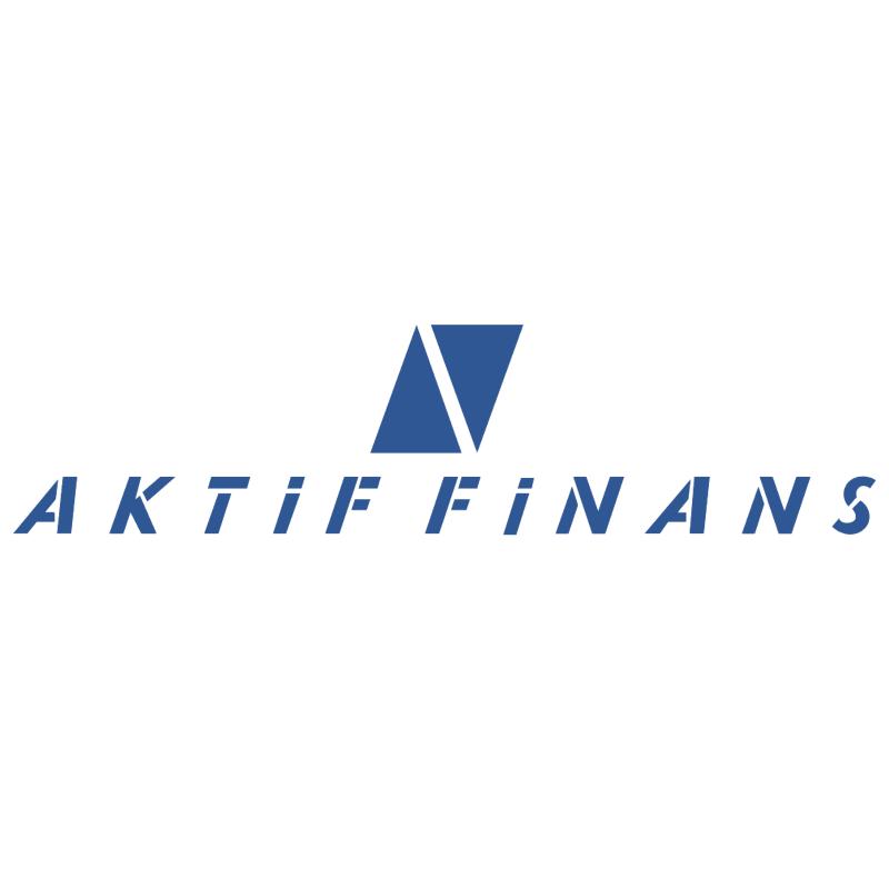 Aktif Finans vector