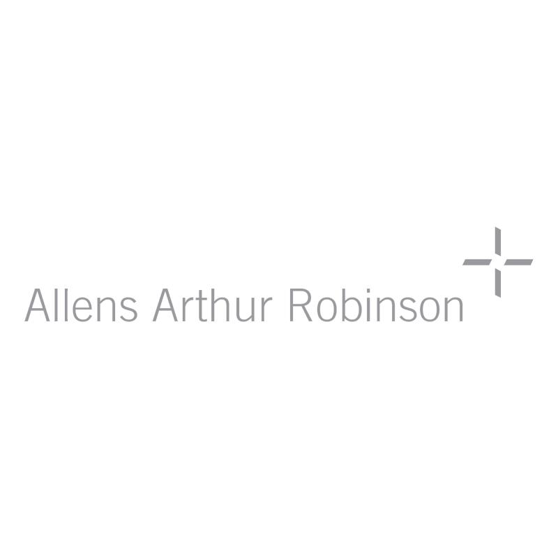 Allens Arthur Robinson 68918 vector