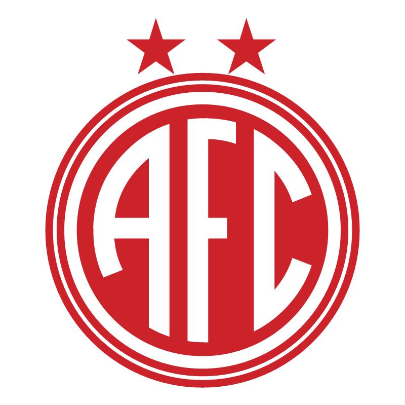 America Futebol Clube de Laguna SC vector