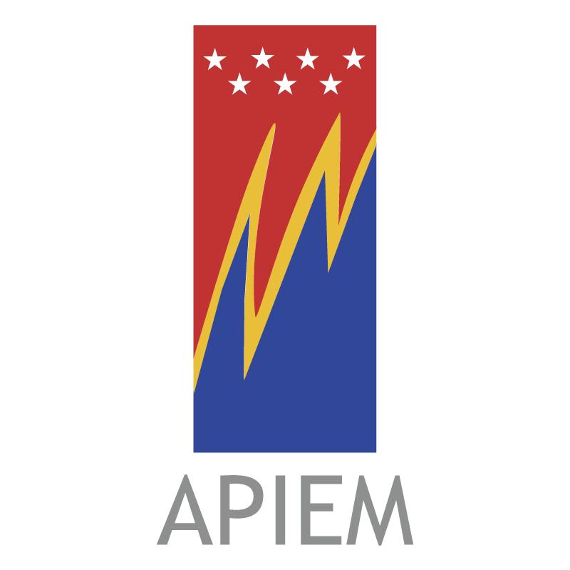 APIEM 71116 vector logo