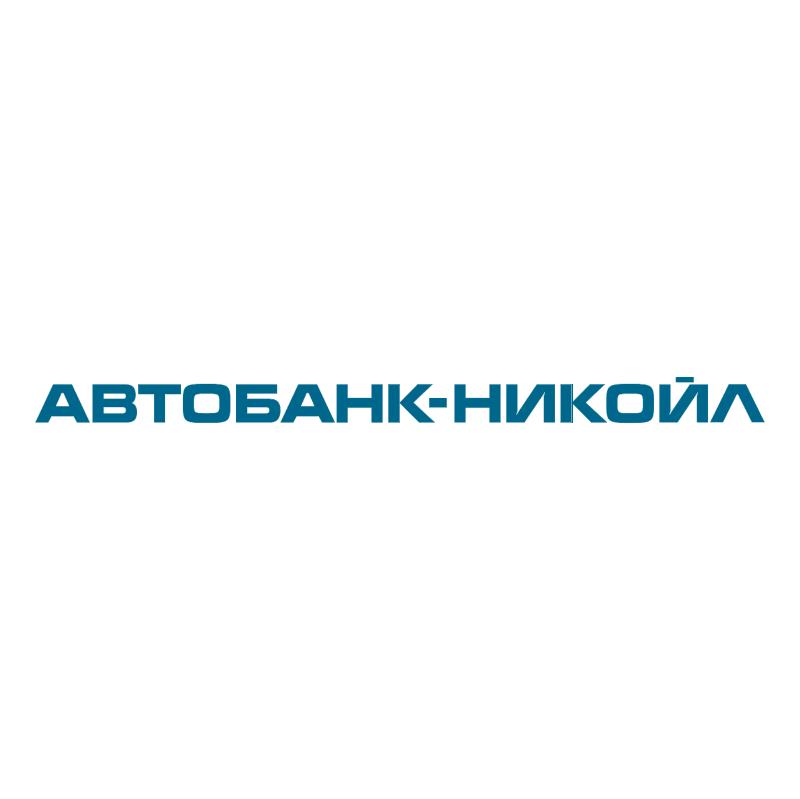 Autobank Nikoil vector