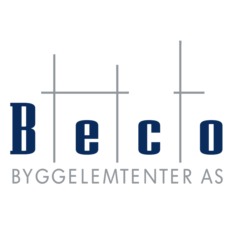 Beco Byggelementer AS 74087 vector logo