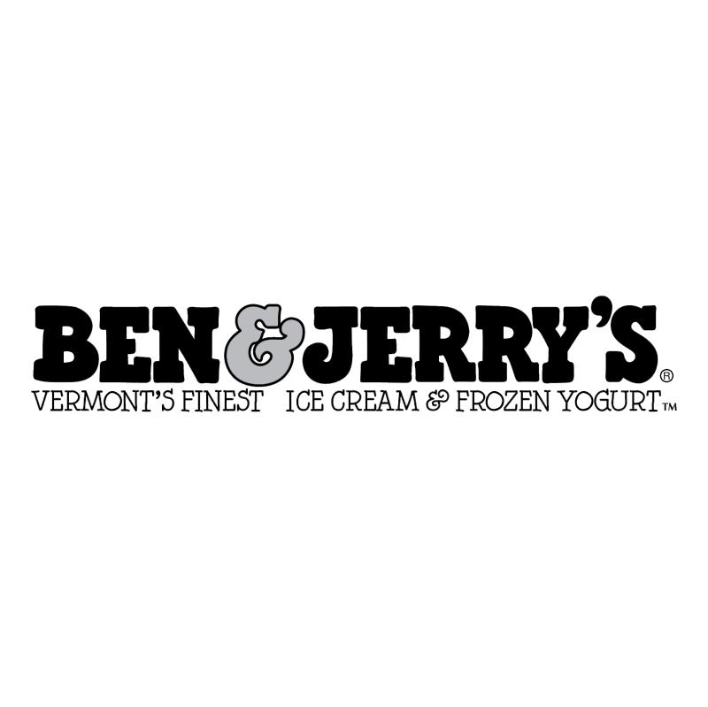 Ben & Jerry's 55776 vector