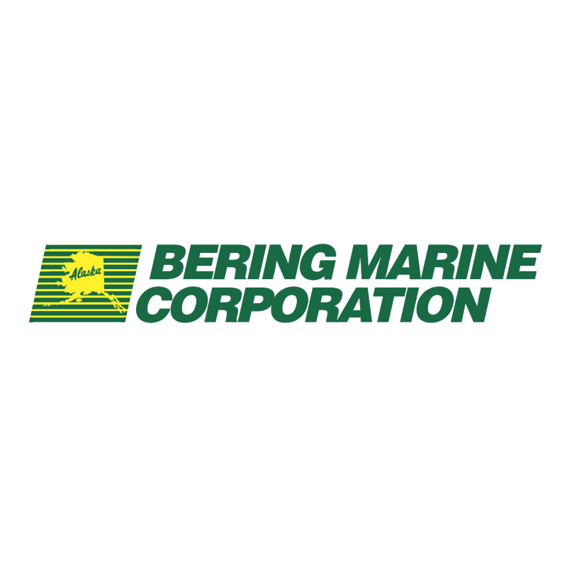 Bering Marine Corporation 38743 vector