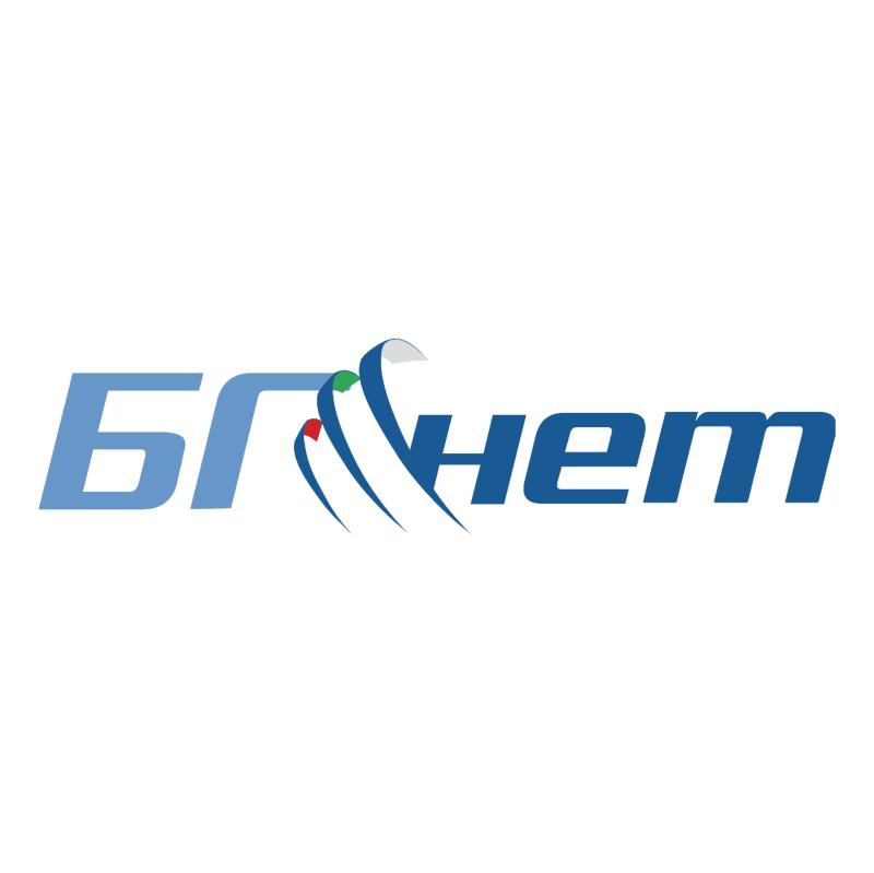 BGnet 45976 vector logo