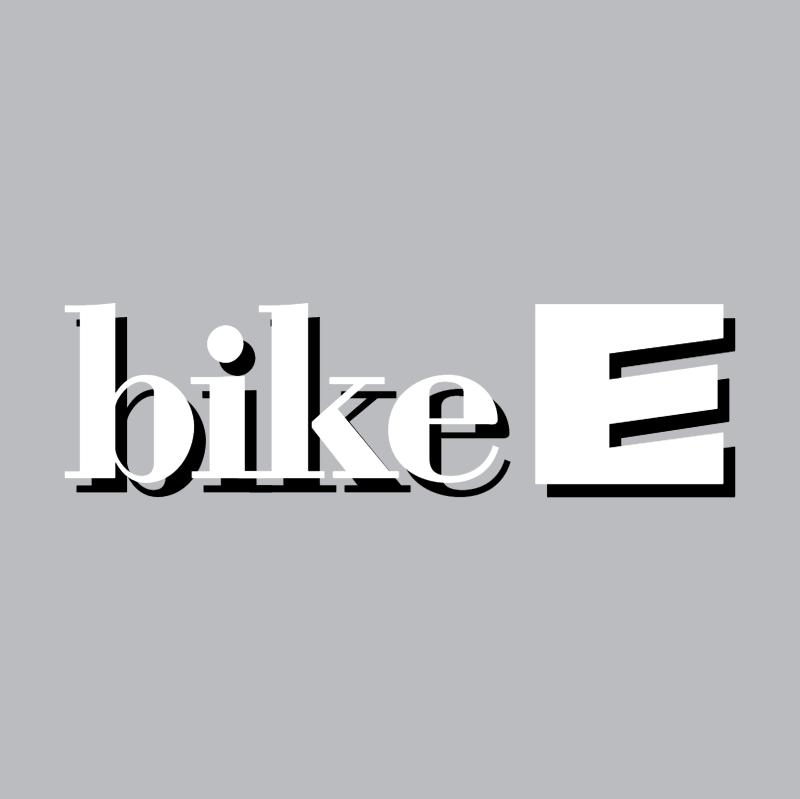 Bike E vector