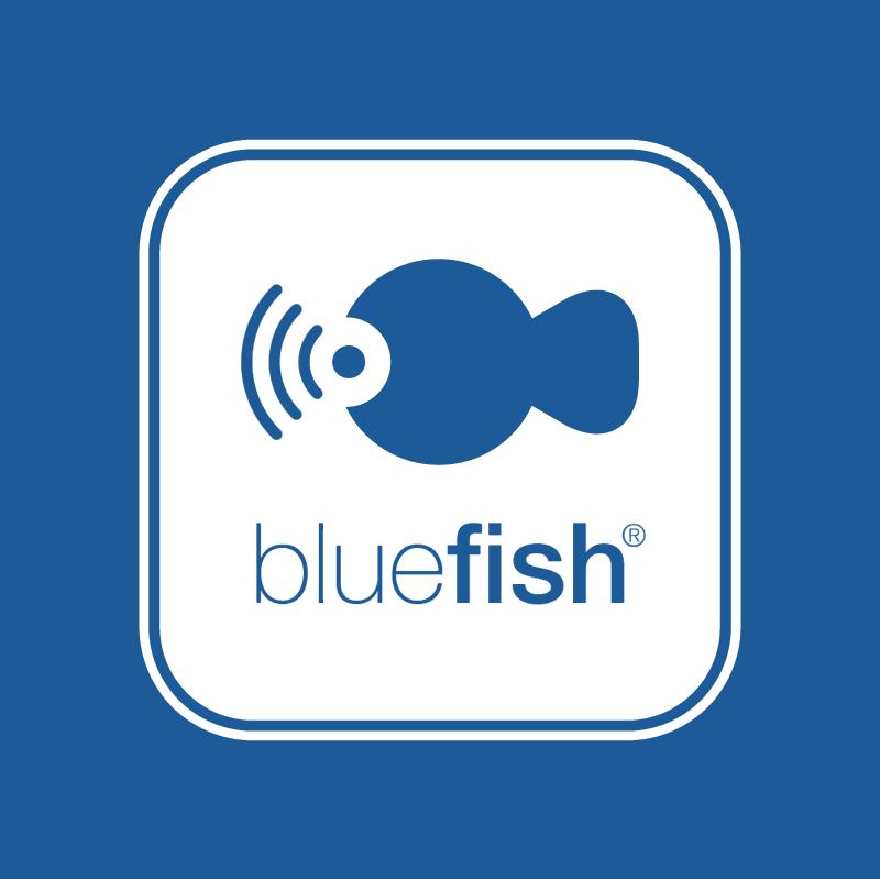 BlueFish vector logo
