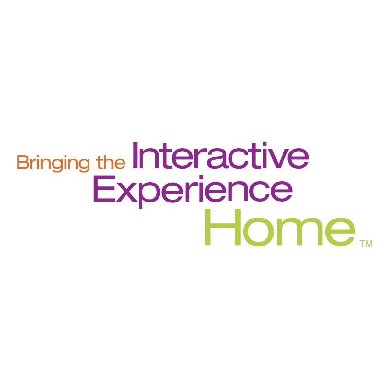 Bringing the Interactive Experience Home vector