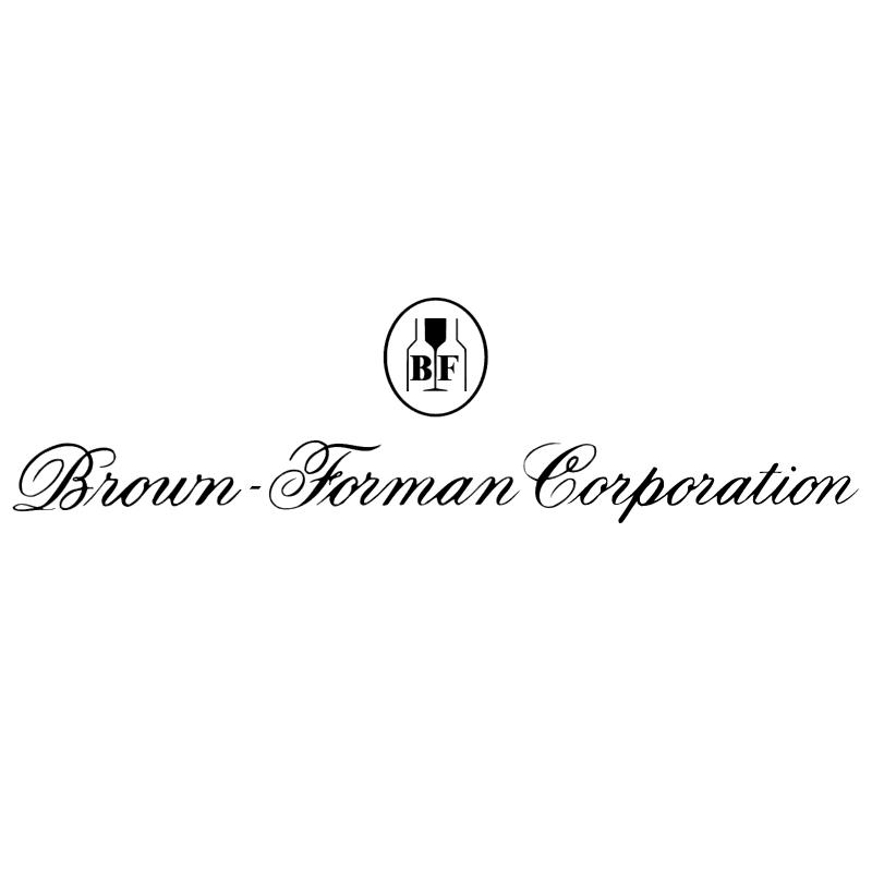 Brown Forman 25180 vector