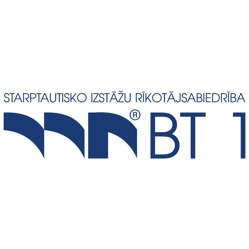 BT 1 27893 vector logo