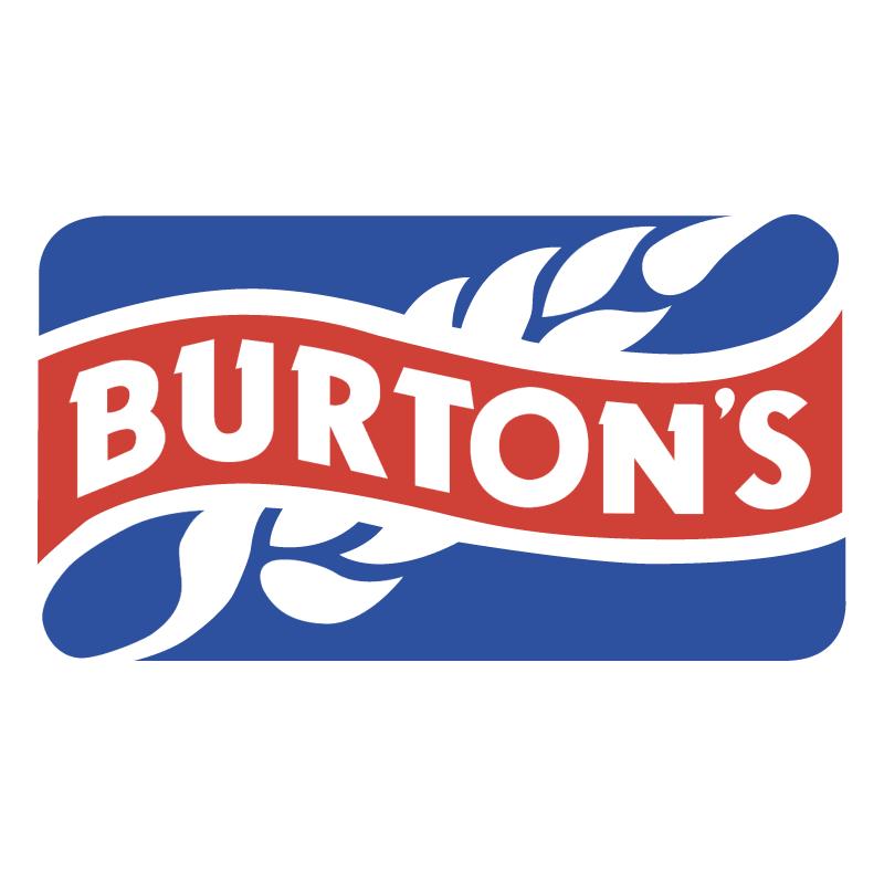 Burton's vector logo