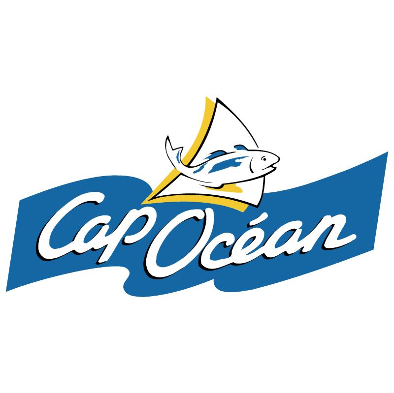 Cap Ocean vector