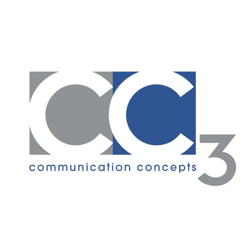 CC3 vector logo
