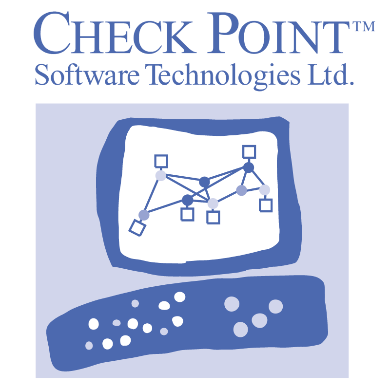 Check Point vector