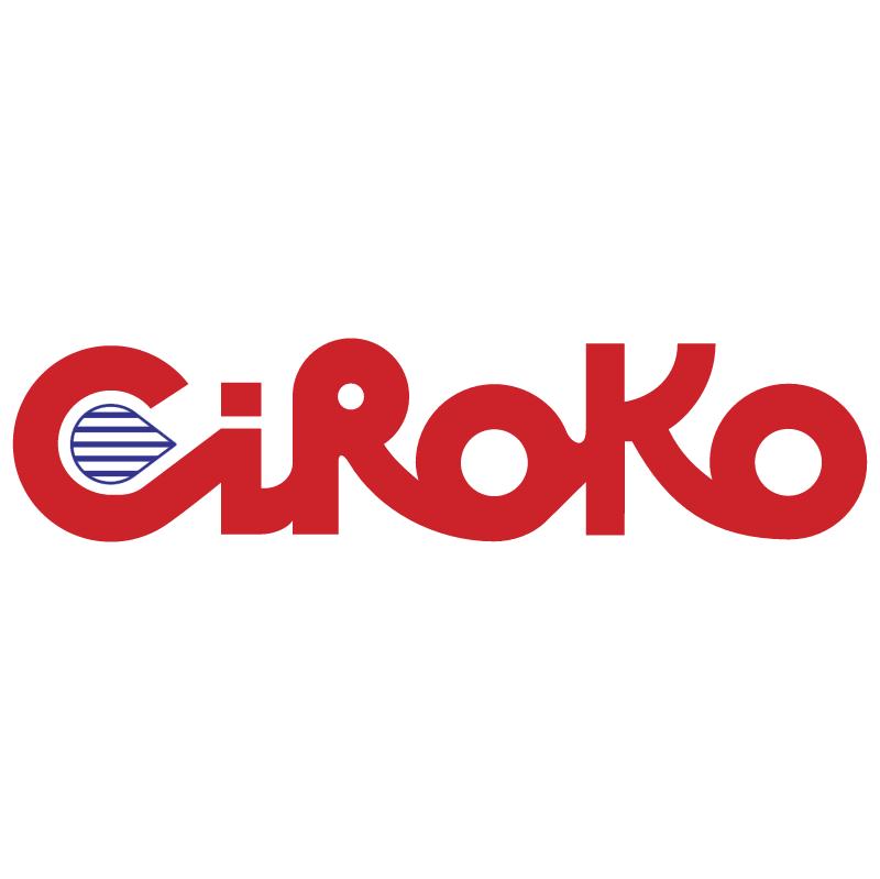 Ciroko vector logo