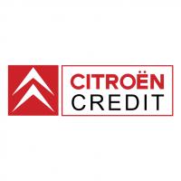 Citroen Credit vector
