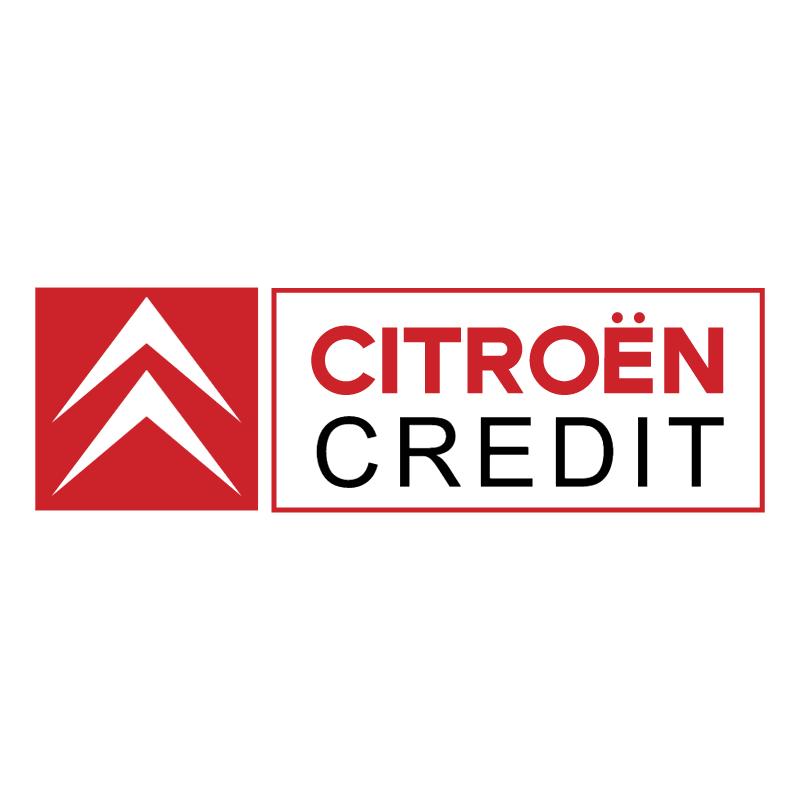 Citroen Credit vector logo