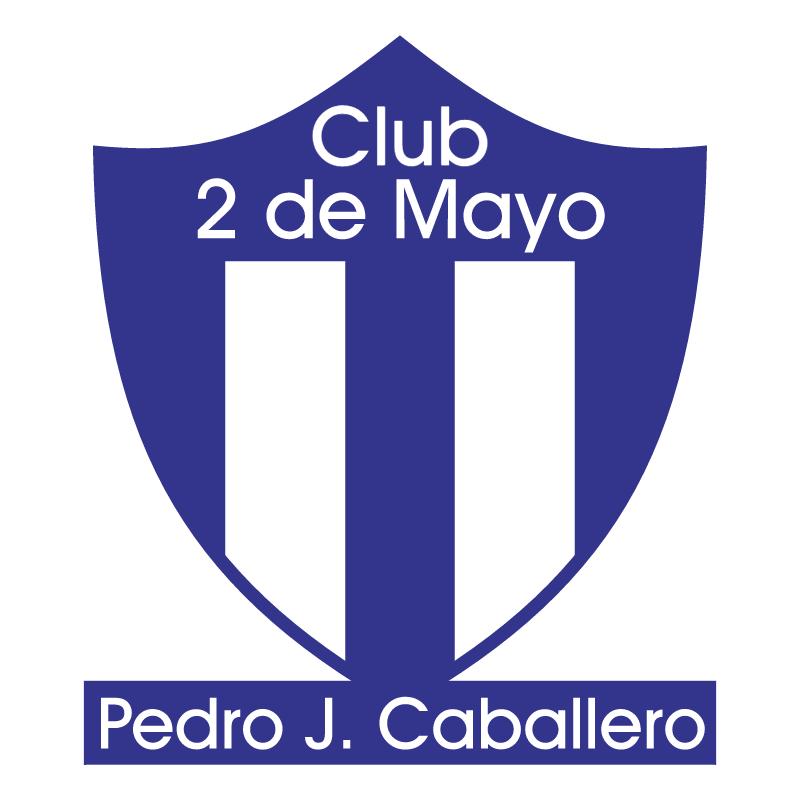 Club 2 de Mayo de Pedro Juan Caballero vector
